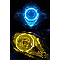 Suzuki CCFL Halo Headlight Demon Eyes | ID 2304