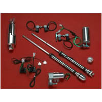 HAYABUSA COMPLETE FRONT AND REAR AIR RIDE SYSTEM | ID 2219