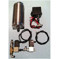 SPORTBIKE REAR AIR RIDE SUSPENSION INSTANT UP OPTION | ID 2228