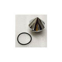 ZX14 Kawasaki Chrome Spike Oil Cap | ID 868