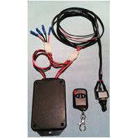 HAYABUSA SPORTBIKE REMOTE AIR RIDE SUSPENSION OPTION | ID 2230