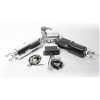 HAYABUSA SPORT BIKE MONOSHOCK REAR AIR RIDE SYSTEM | ID 2223