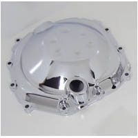ZX14 Chrome Clutch Cover OEM | ID 2296