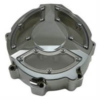 ZX14 CHROME CLEAR STATOR COVER | ID 699