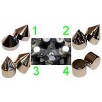 Fork Caps GSXR600 GSXR750 GSXR1100 | ID 1700