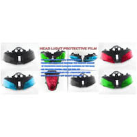 HEADLIGHT SPORTBIKE COLORED PROTECTIVE FILM | ID 2415