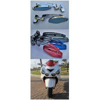 Billet Convex ZX14 Mirrors | ID 297
