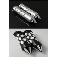 HONDA CBR Diamond Style Straight Grips | ID 1994