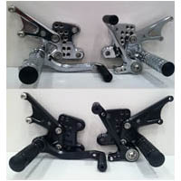 ZX14 Kawasaki Adjustable Rearsets | ID 2410