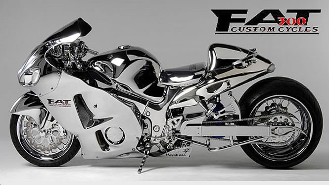 FAT300 Custom Cycles Inc - The Leader in Custom Sportbike Parts and