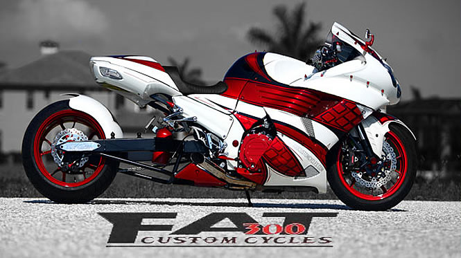 Fat300 Custom Cycles Inc The Leader In Custom Sportbike Parts And Accessories